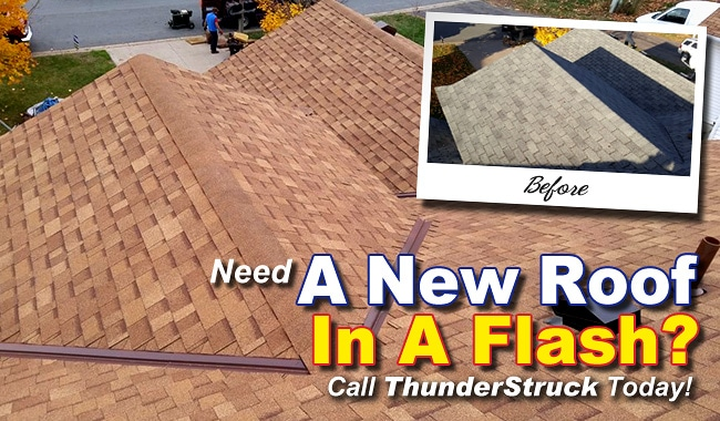 Roofing Contractor Ham Lake MN