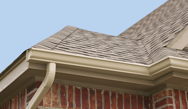 Gutter Installations in Ham Lake, MN.