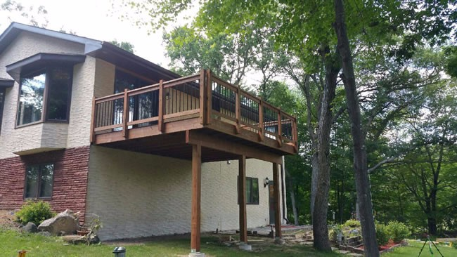 pressure-treated-deck-builder-ham-lake-minnesota