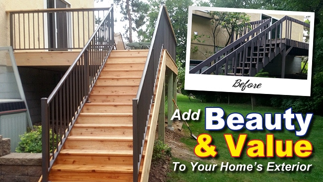 Deck Builder Ham Lake MN