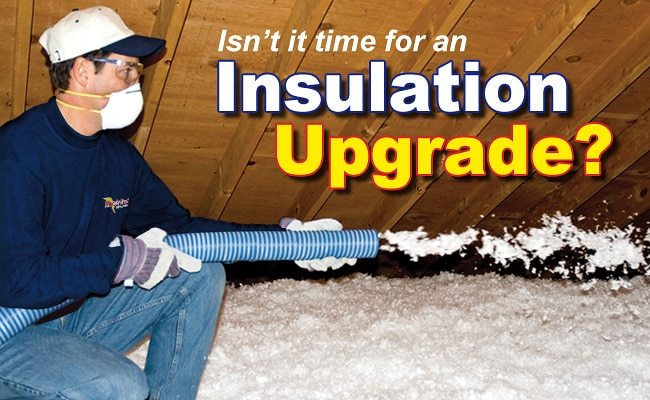 Attic Insulation Minnesota