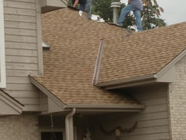 Asphalt Shingle Roofing Contractor