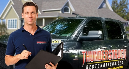 Request an Estimate From Thunderstruck Restorations LLC