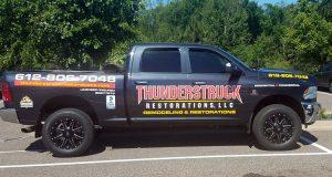 Thunderstruck Restorations Company Vehicle