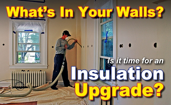 Blown-In Wall Insulation Provides A Seamless Barrier Of Energy Saving Protection For Your Home.