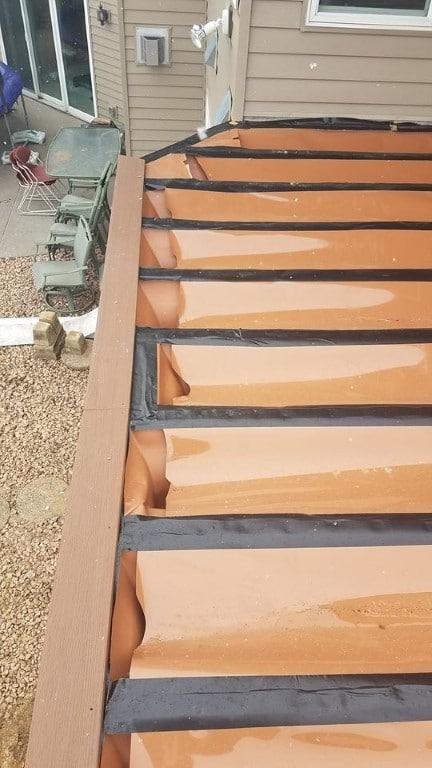 12 x 24 Azek Morado Composite Deck Built By Thunderstruck