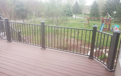 aluminum deck railings Archives - Thunderstruck Restorations