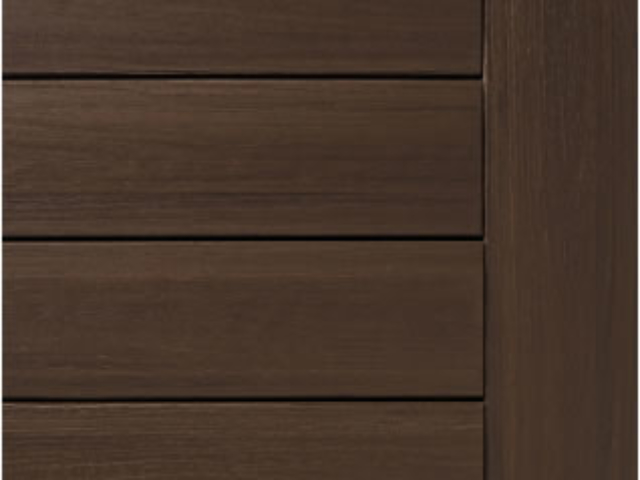 Brazilian Walnut Azek Arbor Collection