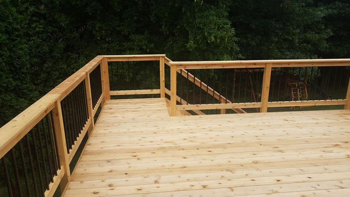 Cedar Deck Builder Ham lake MN