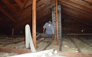 Attic Insulation Installations Anoka County MN
