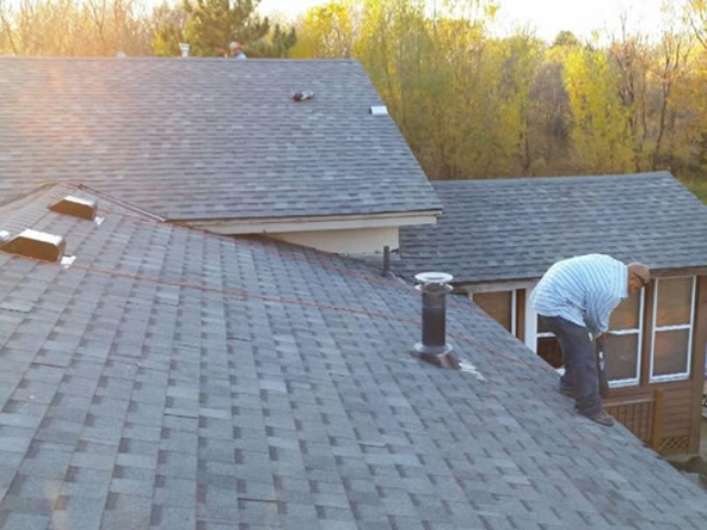 Insurance Roof Replacement After