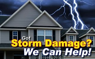 Storm Damage Repair Anoka County MN