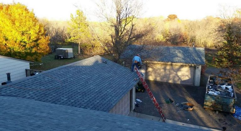 Roof Replacement In Andover MN