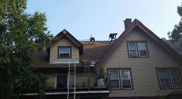 Owens Corning Roof Replacement In Minneapolis MN