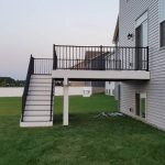 Composite Deck Built By Thunderstruck Restorations Andover MN